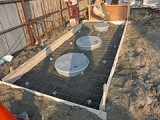 浄化槽埋設工事