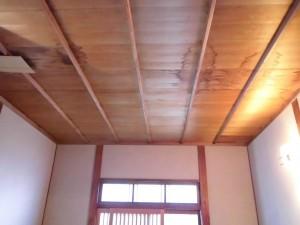 天井張替工事