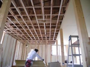 複合新築工事